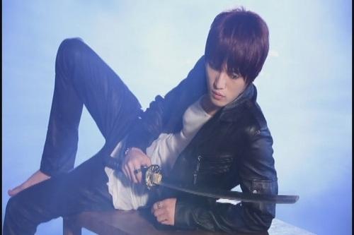 Hero Jae Joong Обои called JJ [The Beginning]