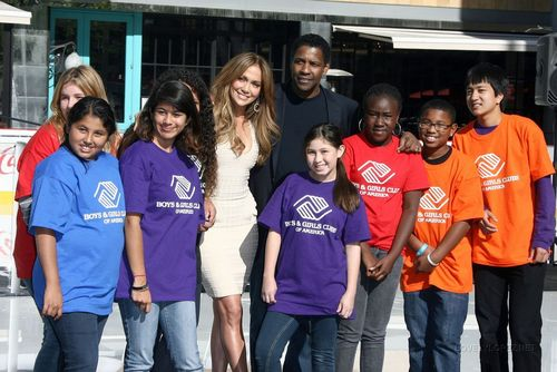 Jennifer @ Boys And Girls Clubs Of America Announcement