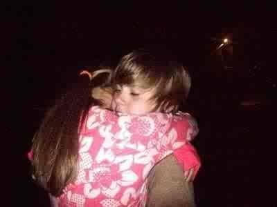 Jessica Glass and Justin Bieber