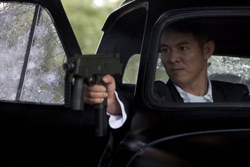 Jet Li in The Expendables