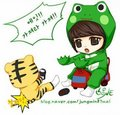 Jonghyun And Minho - hello-baby-shinee fan art