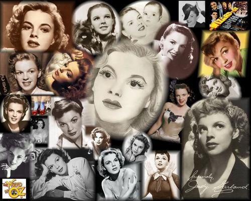 Judy Collage