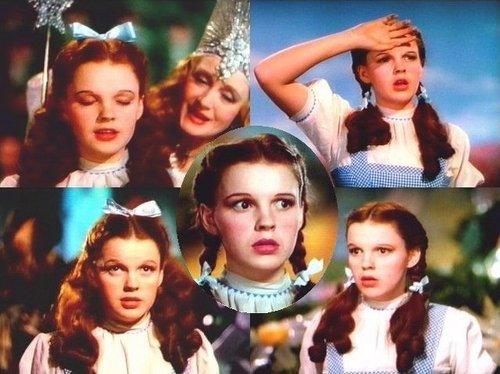 Judy Garland images Dorothy Collage wallpaper and ...