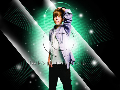 Justin Bieber wallpaper entitled Justin Bieber photo edit