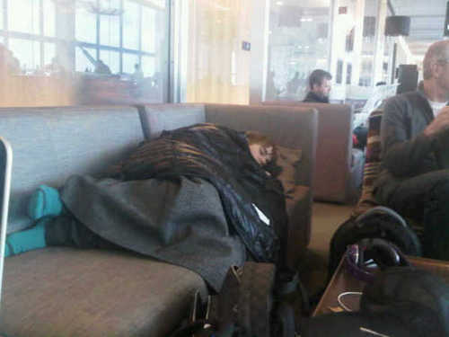Justin Sleeping-So CUTE!!