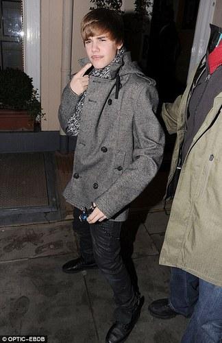 Justin's Mustache :|D