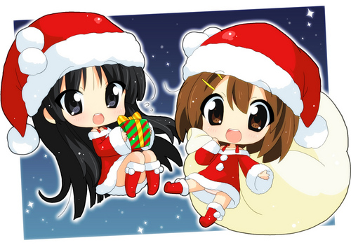 K-ON xmas!