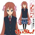 K-on new Character Amami Mikako!!!!!!!!!!