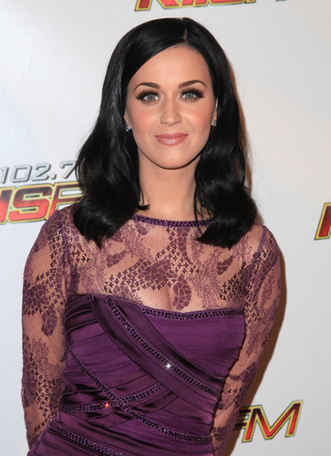 Katy Perry Arriving @ the 2010 KIIS FM Jingle Ball