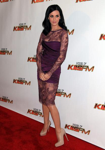 Katy Perry Arriving @ the 2010 KIIS FM Jingle Ball