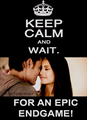 Keep Calm and Wait
