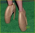 Kelis's Armadillo Shoes
