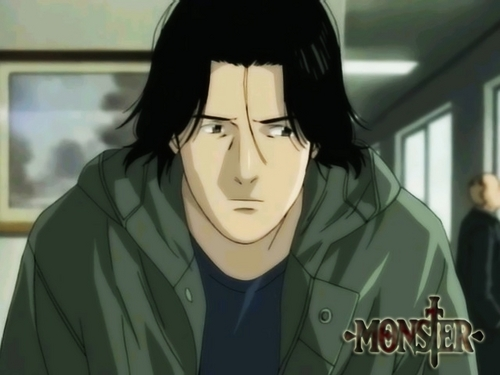 Monster wallpaper titled Kenzo Tenma