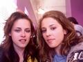 Kristen with Margarita at Sundance
