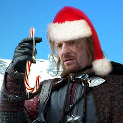 LOTR Weihnachten