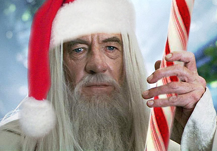 LOTR Christmas