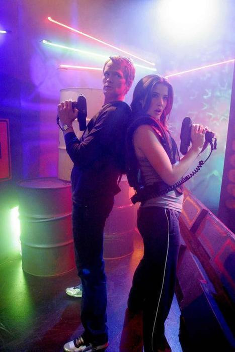 Laser Tag!! - how-i-met-your-mother photo