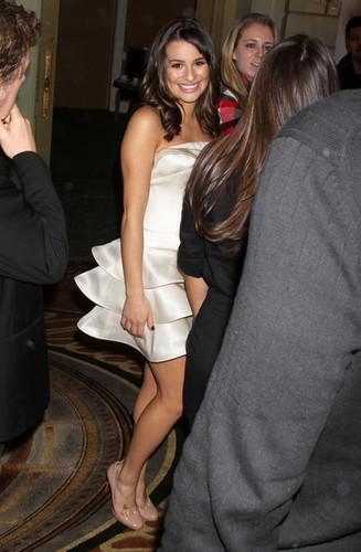 Lea @ Billboard's 5th Annual Women In musik Awards