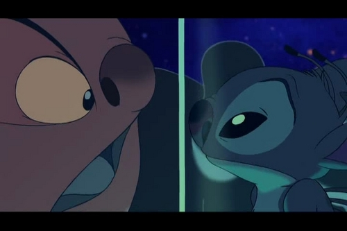 Lilo & Stitch wallpaper titled Lilo & Stitch