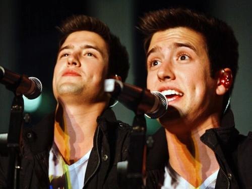 Logan - singing