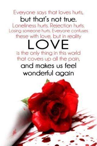 Love Quotes - Love Photo (17477656) - Fanpop