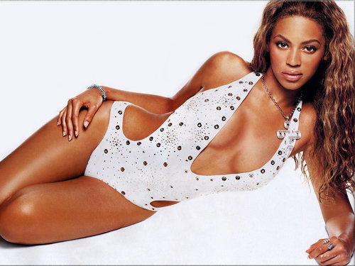 Lovely Beyonce پیپر وال