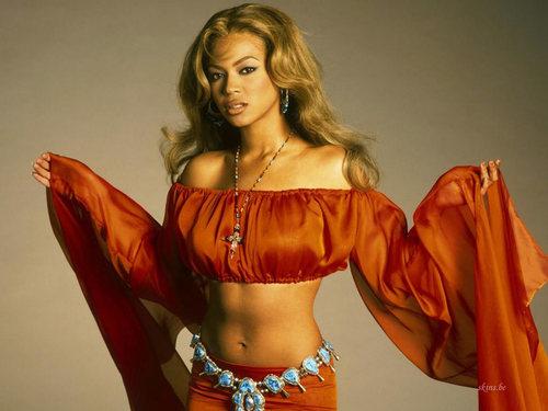 Lovely Beyoncé fond d'écran
