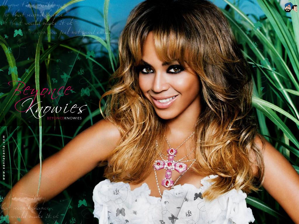 Beyonce Knowles Hair Color