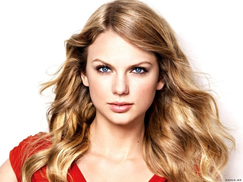 taylor swift with straight hair wallpaper