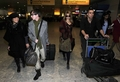 MD arriving in London airport - quinn-and-puck photo