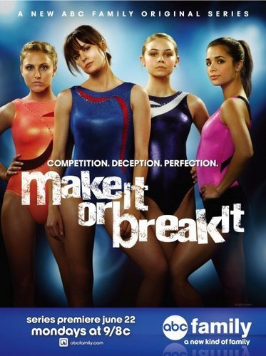 Make it or break it  - make-it-or-break-it Photo