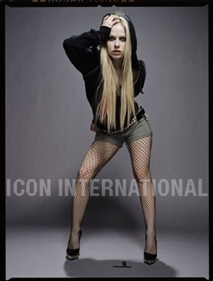 Avril Lavigne wallpaper with a portrait called Mark Liddell Photoshoot (Cosmo Girl 2007)