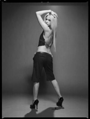 Mark Liddell Photoshoot (Cosmo Girl 2007)