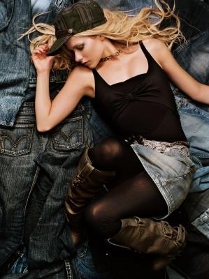 Mark Liddell Photoshoot (Vanity Fair 2006)