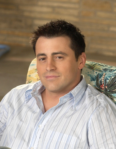 Matt LeBlanc - 'Joey'