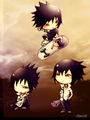 Mini Sasuke