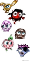 Moshi Monsters - moshi-monsters fan art