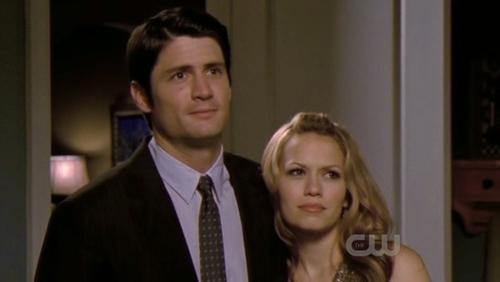 Naley(南森和海莉) season 8!