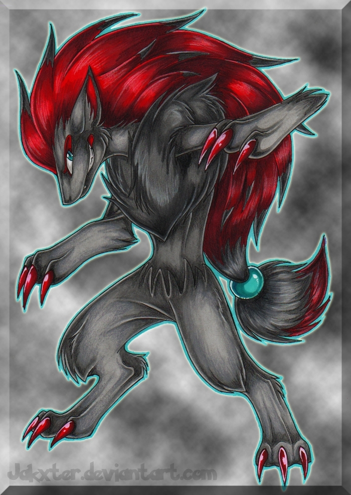 New Pokemon: Zoroark