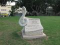 Ofra Haza's grave