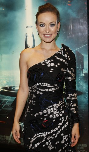 Olivia Wilde @ the London Premiere of 'Tron: Legacy' (HQ)