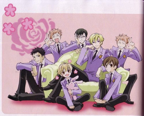 Ouran High School host club - ouran-high-school-host-club Photo