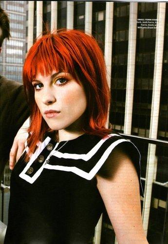 Paramore (Rolling Stone- Australian version magazine scans)