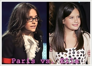 Paris vs Ella ?