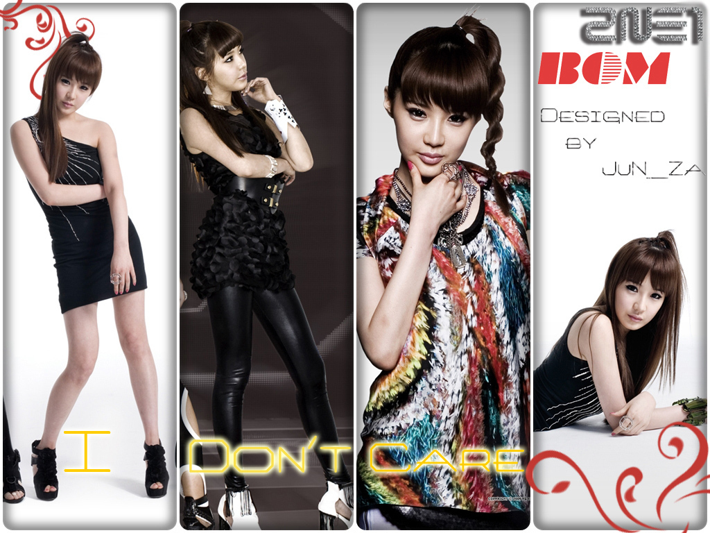 2ne1 Images Park Bom Hd Wallpaper And Background Photos 17486780