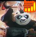 Po's Kitchen - kung-fu-panda fan art