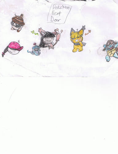 Pokemon/KND vượt qua, cross overdrawing