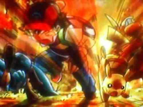 Pokemon Ranger & the kidnapped Riolu pic