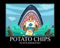 Potato Chips - jamie38459 fan art