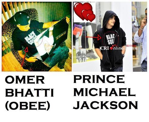 Prince + Omer :)